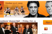 RIT Homecoming HTML Email
