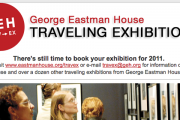 Eastman House Travex HTML Email