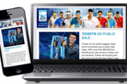 ATP World Tour, Silverpop Best Email Creative Award 2013