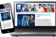 ATP World Tour, Silverpop Best Email Creative Award 2013